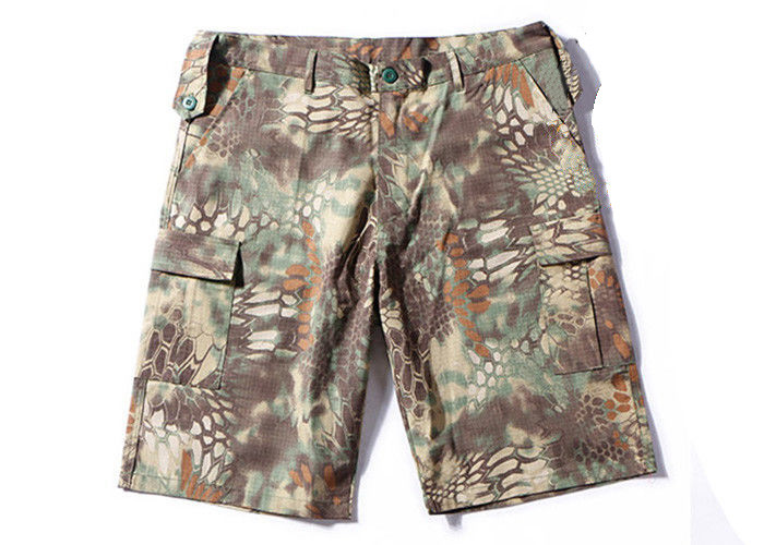Waterproof Tactical Cargo Shorts Mandrake Lightweight Slim Fit Breathable Material